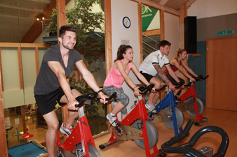 Squash & Fit Fitness Indoor Cycling