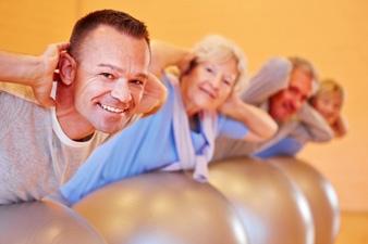 Squash & Fit Gesundheit Rehasport Reha