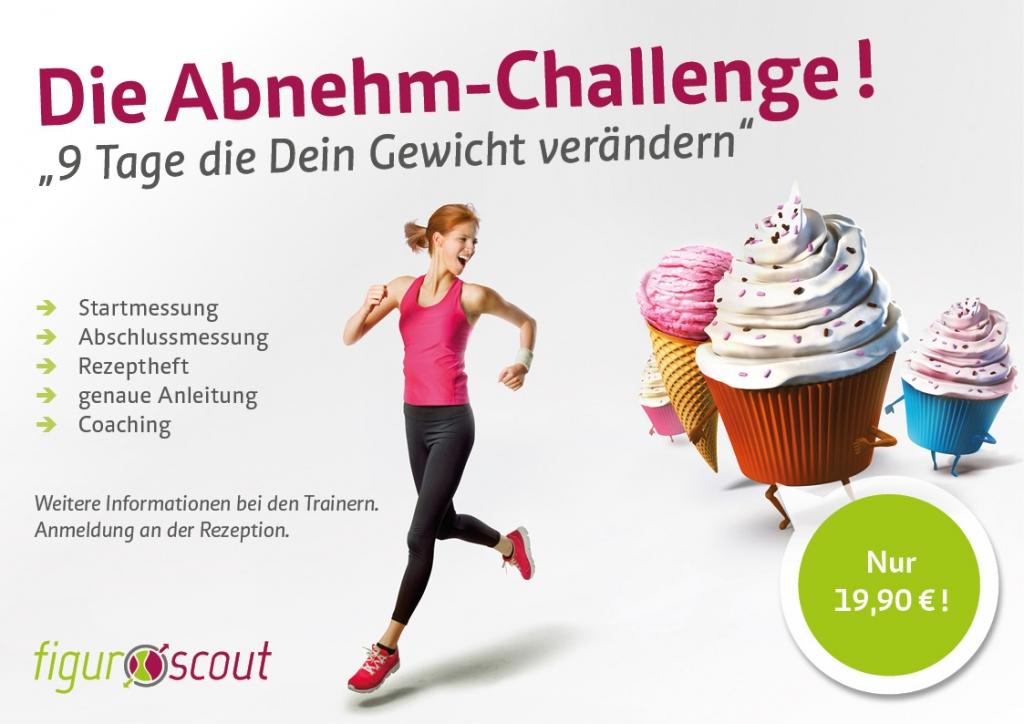 Abnehm-Challenge