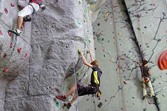 Klettern Kletterkurse