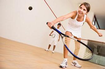 Ballsport Squash